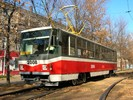 Inekon High Floor Trams For Ufa