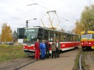 Inekon High Floor Tram For Ufa